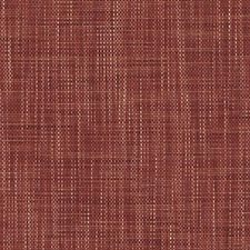 Garnet Basketweave Decorator Fabric by Highland Court