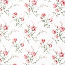 Carnation Floral Decorator Fabric by Fabricut