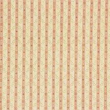 Peach Stripes Decorator Fabric by Lee Jofa