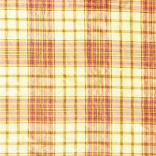 Mimosa Plaid Decorator Fabric by Lee Jofa