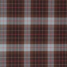 Walnut Plaid Decorator Fabric by Lee Jofa