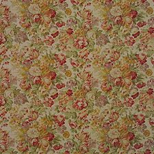 Gold/Olive Decorator Fabric by Lee Jofa