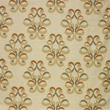 Clay/Taupe Print Decorator Fabric by Lee Jofa