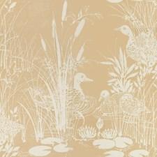 Beige Animal Decorator Fabric by Lee Jofa