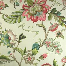 Tree Peony Decorator Fabric by B. Berger