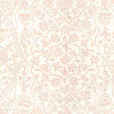 Pink Damask Decorator Fabric by Lee Jofa
