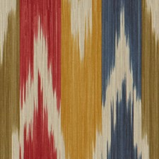Multi Ikat Decorator Fabric by Lee Jofa
