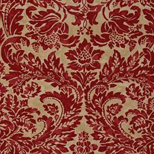 Ruby Damask Decorator Fabric by Lee Jofa