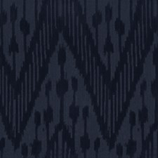 Indigo Ikat Decorator Fabric by Lee Jofa