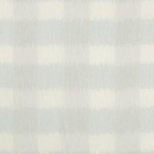 Blue Plaid Decorator Fabric by Lee Jofa