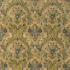 Blue/Green Print Decorator Fabric by Lee Jofa
