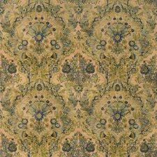 Blue/Green Print Decorator Fabric by Lee Jofa