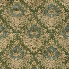 Loden Damask Decorator Fabric by Lee Jofa