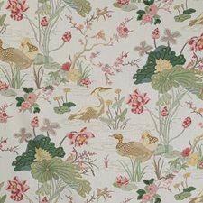 Spring Botanical Decorator Fabric by Lee Jofa