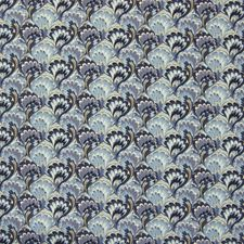 Blue Decorator Fabric by Greenhouse