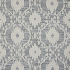 Slate Ikat Decorator Fabric by Greenhouse