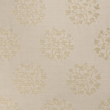 Parchment Floral Decorator Fabric by Fabricut