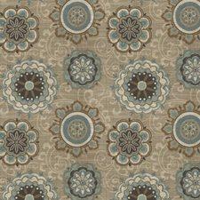 Cadet Floral Decorator Fabric by Fabricut