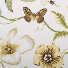 Yellow Animal Decorator Fabric by Duralee