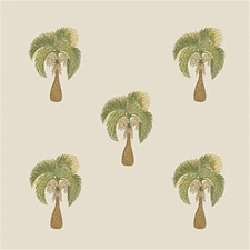 Sand Tropical Decorator Fabric by Kravet