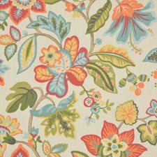 Toucan Decorator Fabric by RM Coco