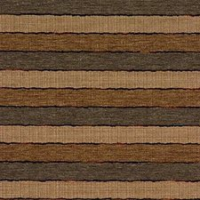 Gold Stripes Decorator Fabric by Groundworks