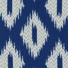 Cobalt Decorator Fabric by Robert Allen
