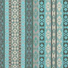 Turquoise Decorator Fabric by Robert Allen