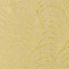 Gold Leaf Decorator Fabric by Robert Allen