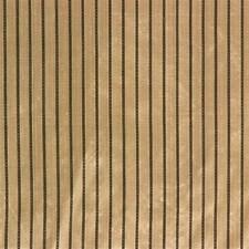 Beige/Black Stripes Decorator Fabric by Kravet