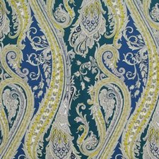 Calypso Blue Decorator Fabric by Robert Allen/Duralee
