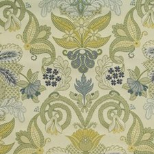 Calypso Blue Decorator Fabric by Robert Allen /Duralee