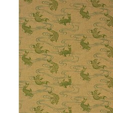 Cream/M Animal Decorator Fabric by Groundworks