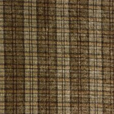 Beige/Brown/Green Plaid Decorator Fabric by Kravet