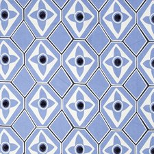 Delft Decorator Fabric by Robert Allen