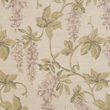 Wisteria Floral Decorator Fabric by Fabricut