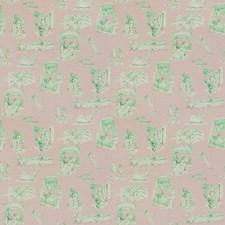 Cabana/Kelly Novelty Decorator Fabric by Vervain