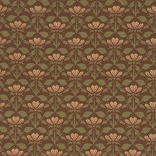 Ember Floral Decorator Fabric by Fabricut