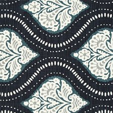 Midnight Decorator Fabric by Robert Allen /Duralee