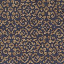 Cornflower Lattice Decorator Fabric by Fabricut