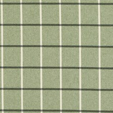 Green Check Upholstery Fabric By Robert Allen