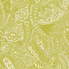 Soft Chartreuse Decorator Fabric by Schumacher