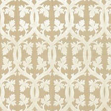 Alabaster Cut Decorator Fabric by Scalamandre