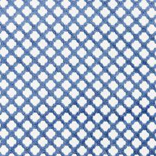 Lapis Cut Velvet Decorator Fabric by Scalamandre
