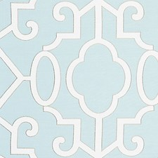 Aquamarine Decorator Fabric by Scalamandre