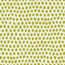 Chartreuse Jacquard Decorator Fabric by Scalamandre