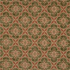 Coral Damask Decorator Fabric by Kravet