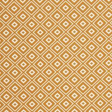 Orange Diamond Decorator Fabric by Fabricut