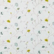 Green Decorator Fabric by Robert Allen /Duralee