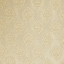 Champagne Medallion Decorator Fabric by Fabricut